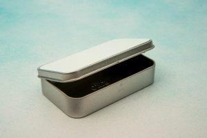 Petite boîte aluminium Image