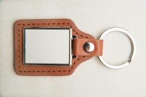 Porte-clés rectangle Image