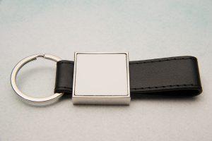Porte-clés carré Image