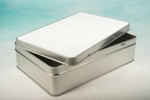 Grande boîte aluminium Image